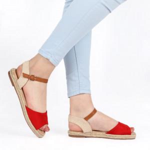 Sandale pentru dame cod BL0059 Red
