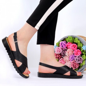 Sandale pentru dame cod GJ-32 Black