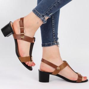 Sandale pentru dame cod J42 Black