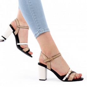 Sandale pentru dame cod J49 Black