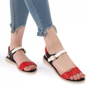 Sandale pentru dame cod L02 Red