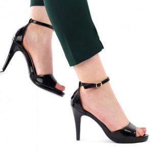 Sandale pentru dame cod L18 Black