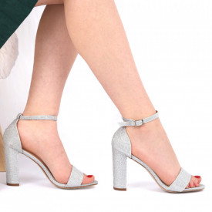 Sandale pentru dame cod OD0313 Silver