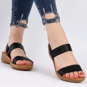 Sandale pentru dame cod TH0004 Black