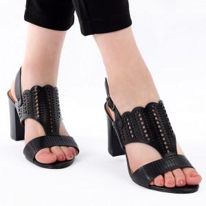 Sandale pentru dame cod Z44 Black