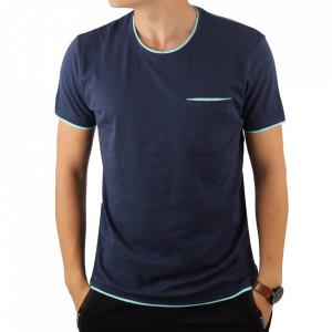 Tricou albastru cod 534322