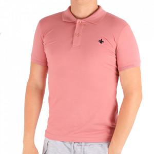 Tricou pentru bărbați Cod L1001 Pink