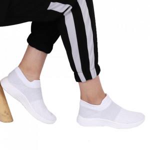 Pantofi Sport pentru dame Cod 346 White
