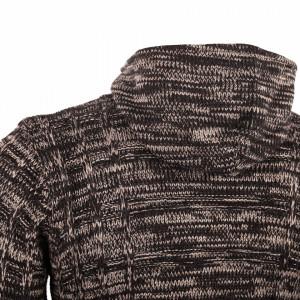 Bluză Aaron Brown - Bluza este cel mai versatil articol vestimentar din sezonul rece, o piesă cu reputaţie a stilului casual având compoziţia 50% lână 50% acrilic - Deppo.ro