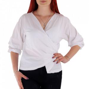 Bluză pentru dame cod CC89 White