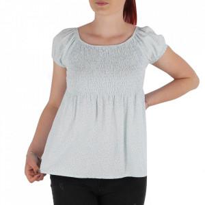 Bluză pentru dame tip cămășuță cod 31065 Abs