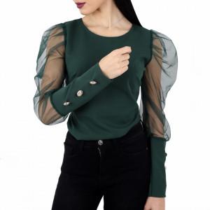 Bluză Rubi Green