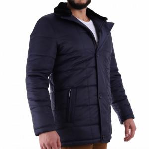 Geacă de iarnă Giovani - Geacă elegantă pentru bărbati construită cu un fermoar de fixare și butoni cu căptușeală moale, jacheta vă va menține cald în zilele reci de iarnă. - Deppo.ro