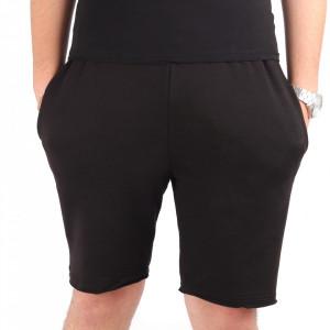 Pantaloni scurți pentru bărbați cod MP1317 Black