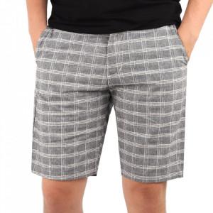 Pantaloni scurți pentru bărbați cod W-7166 Black