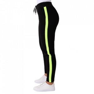 Pantaloni sport pentru dame cod DD89 B.Green