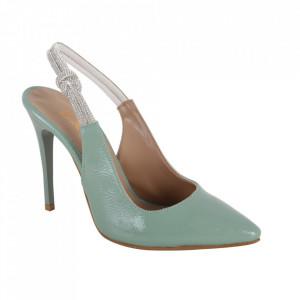 Pantofi cod 11-96 Green