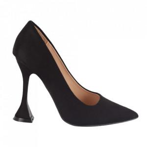 Pantofi cu toc cod OD0329 Black