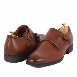 Pantofi din piele naturală Austin Maro