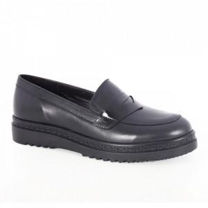 Pantofi din piele naturală pentru dame cod 316 N