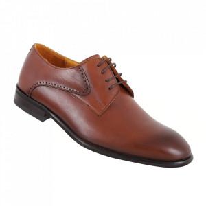 Pantofi pentru bărbați cod 322 Maro