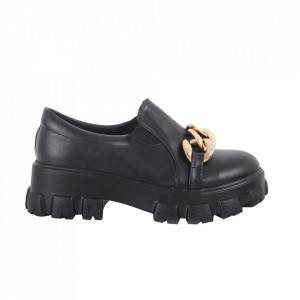 Pantofi pentru dame cod 0602 Black