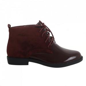 Pantofi pentru dame cod A-25 Red