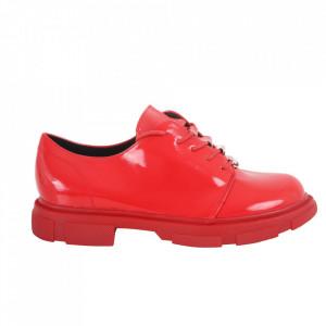 Pantofi pentru dame cod H-35 Red