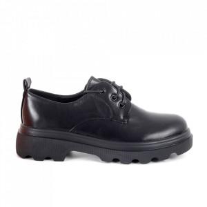 Pantofi pentru dame cod KM-21 Black