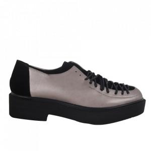 Pantofi pentru dame cod XH-03 Grey