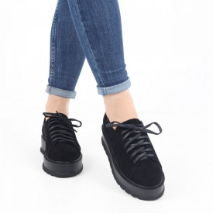 Pantofi pentru dame cod XH-32 Black