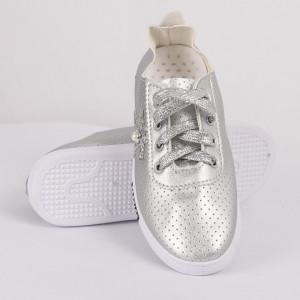 Pantofi sport cod CP81 Arginti