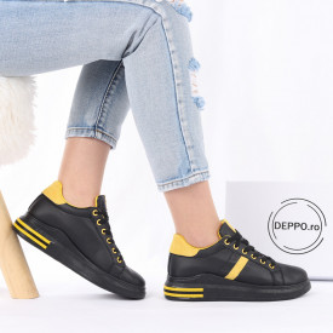 Pantofi Sport Laney Black