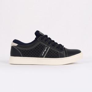 Pantofi Sport pentru bărbați cod A9014-2 Albastri
