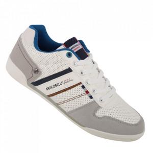 Pantofi sport pentru bărbați cod ARD1001-18 White