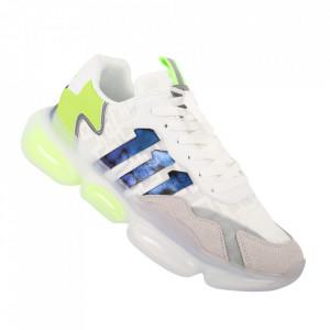 Pantofi sport pentru bărbați cod F130-6 White
