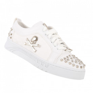 Pantofi sport pentru bărbați cod PHLP01 White