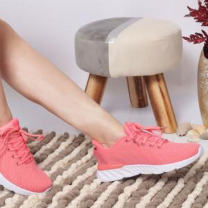 Pantofi Sport pentru dame Cod B09042 Pink