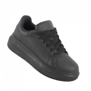 Pantofi sport pentru dame cod J1860 All Black