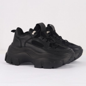 Pantofi Sport pentru dame cod LM035 Black