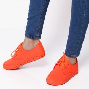 Pantofi Sport pentru dame Cod TN 2207 Orange
