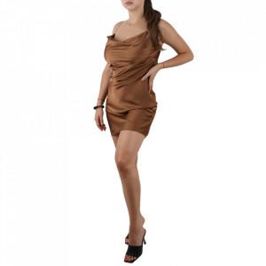Rochie cod LFSG-0423 Brown