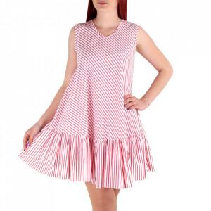 Rochie de vară cod DD9 Pink