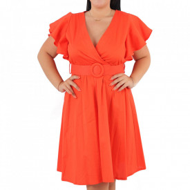Rochie Keny Red