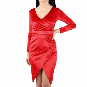 Rochie Roxanne Red