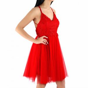 Rochie Scarlett Red