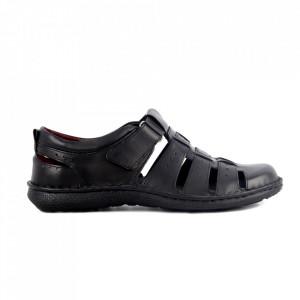 Sandale pentru bărbaţi cod 701NS Negru