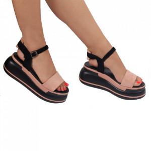 Sandale pentru dame cod 22050-6A Pink