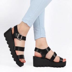 Sandale pentru dame cod 6L862 Black