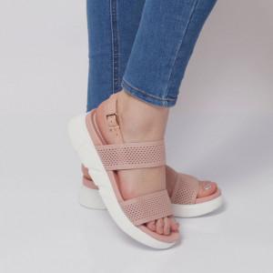 Sandale pentru dame cod AG-013 Pink